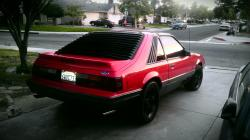 Mystang-gt 1986 Ford Mustang
