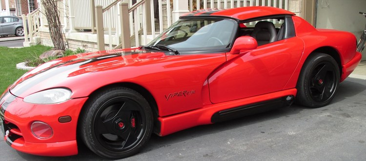 2014 I want to add to the viper.  I'm thinking rims.  Any ideas for blacked out rims? - 16351836