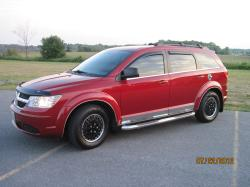 MOPARLVR 2009 Dodge Journey