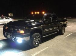 BB496ci 2004 Chevrolet 2500 HD Extended Cab