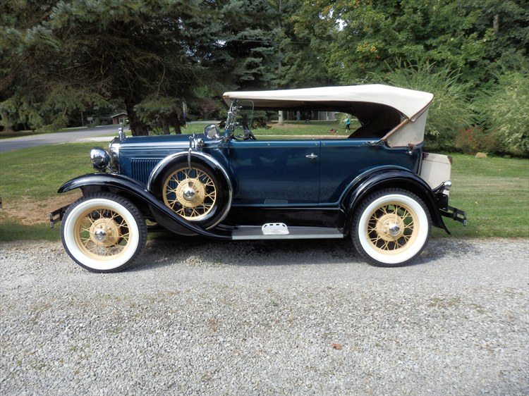 RollingThunder57 1931 Ford Model A