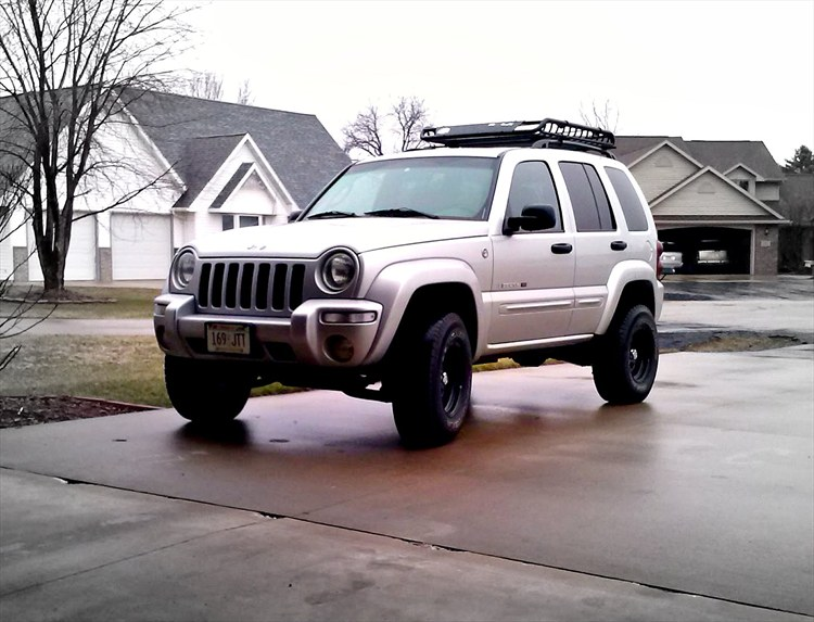 dave93 2002 Jeep Liberty Specs Photos Modification Info at CarDomain