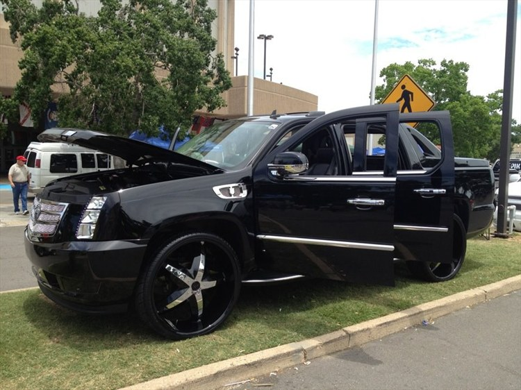 i14it2 2008 cadillac escalade extsport utility pickup 4d 5 1 4 ft specs photos modification. Black Bedroom Furniture Sets. Home Design Ideas
