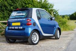 firstimpression 2009 smart fortwo