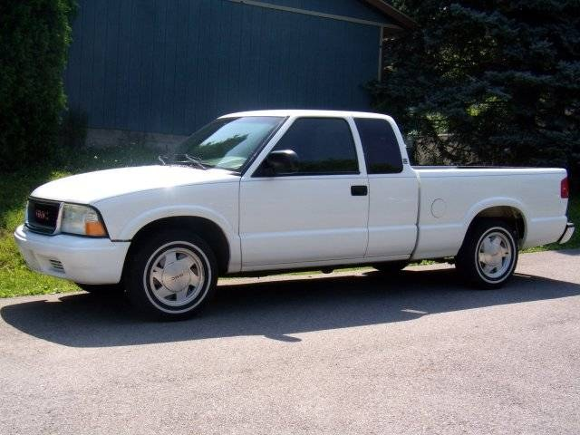 chuck13s 39 s 2002 gmc sonoma extended cab pickup in dallas tx. Black Bedroom Furniture Sets. Home Design Ideas