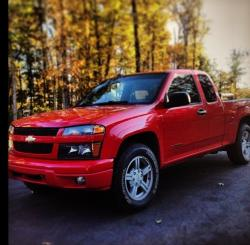 Aehold30 2004 Chevrolet Colorado Extended Cab