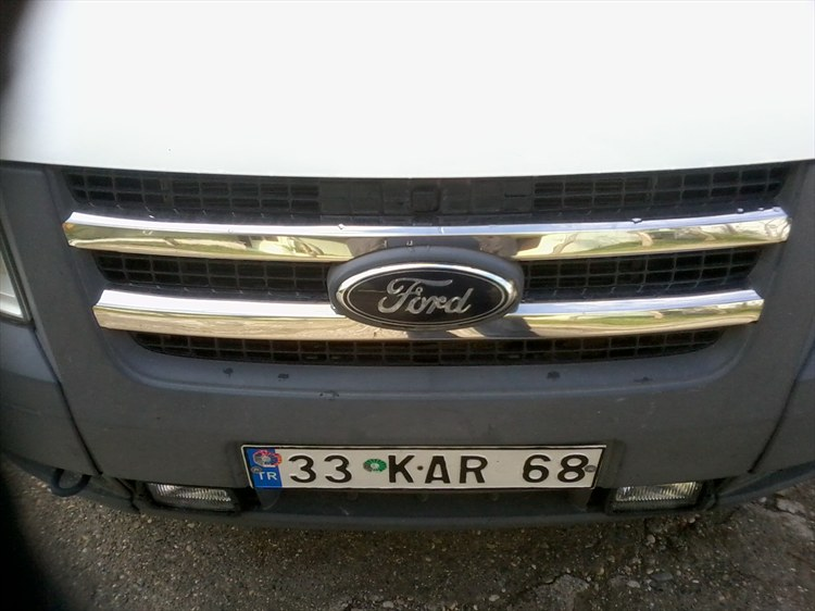 MY 2007 FORD TRANSİT PİCKUP NOT CONNECT CARGO  - 16364841
