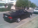 MY MERCEDES BENZ E200 1996 BEFORE ALL OF THOSE OTHER 3 CARS  - 16364863