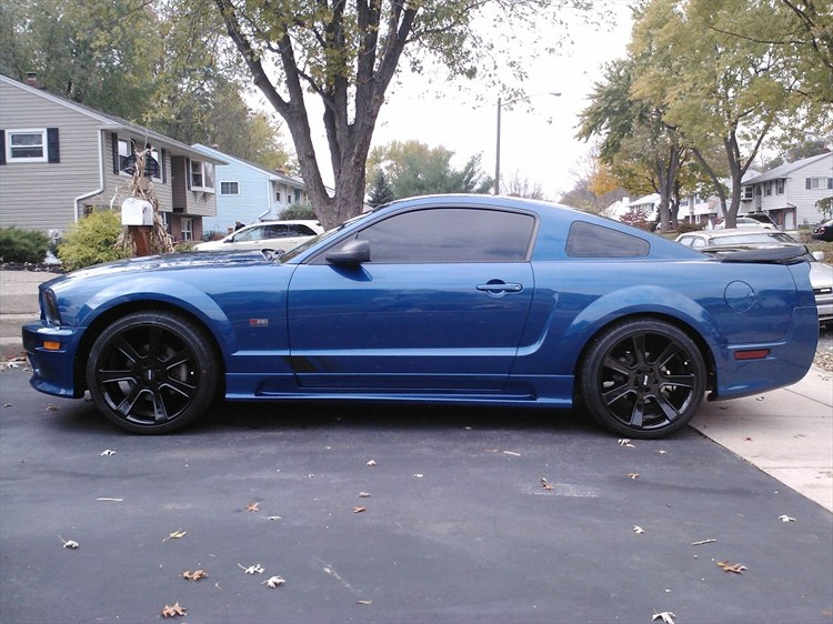 Another bellosi 2006 Ford Mustang post... - 9089546