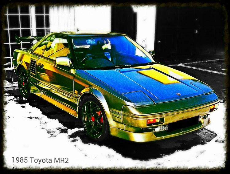 Nitrolightning 1985 Toyota MR2 16285845