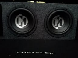 Memphis Subwoofers and Amp - 16325827