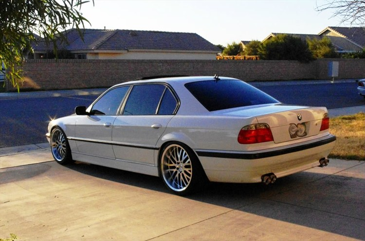 Chiodeguate 2001 BMW 7 Series740iL Sedan 4D Specs Photos Modification Info At CarDomain
