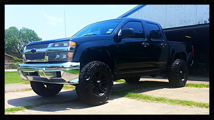Fast Star 2007 Chevrolet Colorado Crew Cab