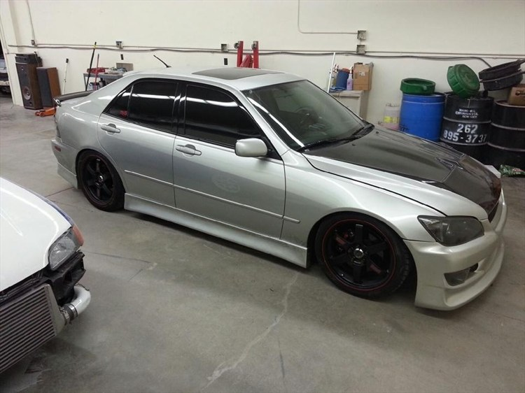 Another Sik_IS 2001 Lexus IS post... - 16236876