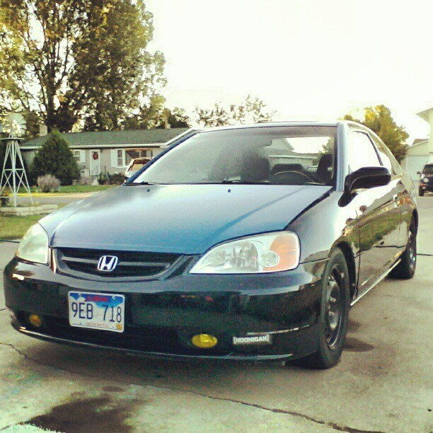 useraale 2002 Honda Civic