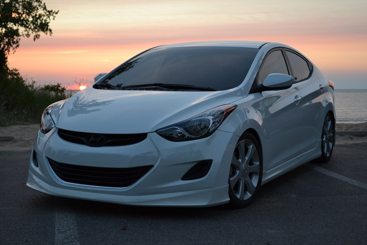 hyundai elantra body kit for and pictures