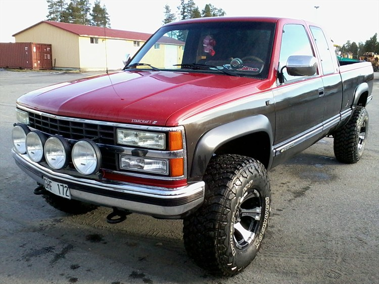 1991 chevy silverado extended cab auto parts diagrams