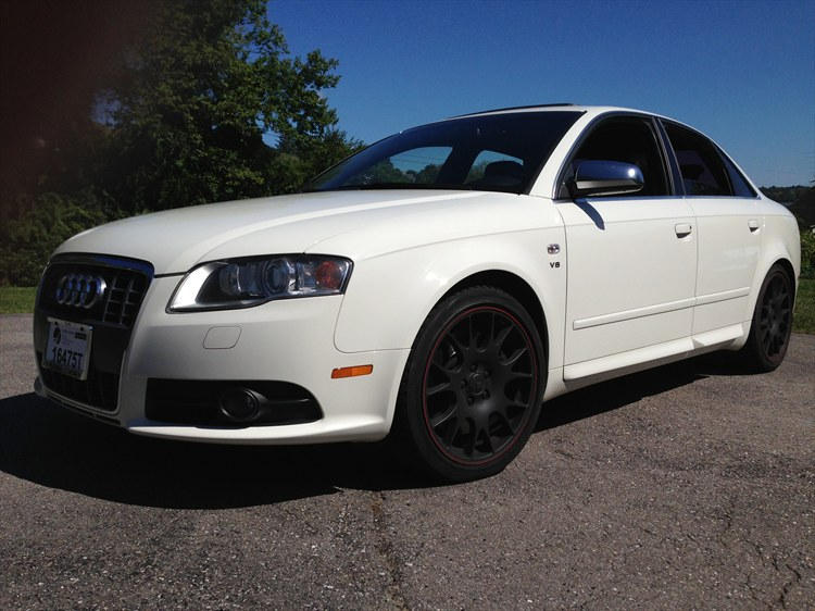 charlie johanson 39 s 2007 audi s4 quattro sedan 4d in watertown ny. Black Bedroom Furniture Sets. Home Design Ideas