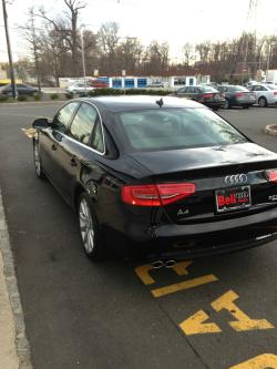 Christopher Rizzo 2013 Audi A4