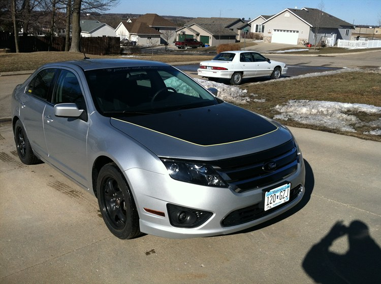 liqueanthony's 2011 Ford Fusion in Rochester, MN