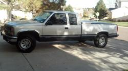 Chris Brown 1988 Chevrolet 1500 Extended Cab