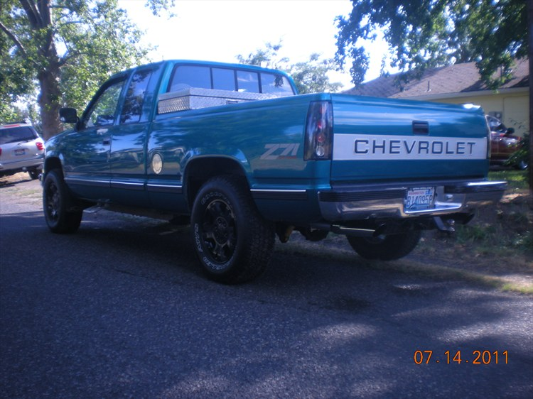Another kid canadian 1992 Chevrolet C/K Pick-Up post... - 16199846