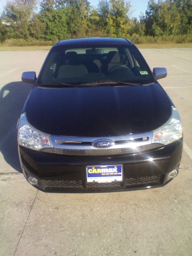 My 2008 Ford Focus 2dr I got in Nov. of 2012 - 112896