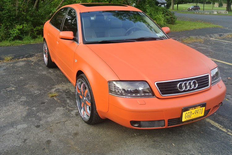 Another audi g 2001 Audi A6 post... - 16310971