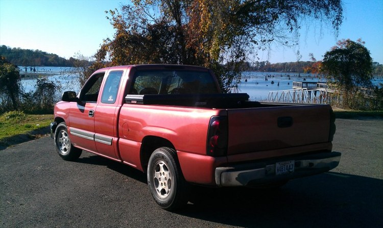 Another Orangesilverado1 2004 Chevrolet 1500 Extended Cab post... - 16100904