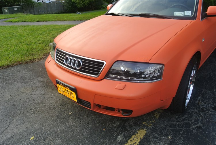 Another audi g 2001 Audi A6 post... - 16310969