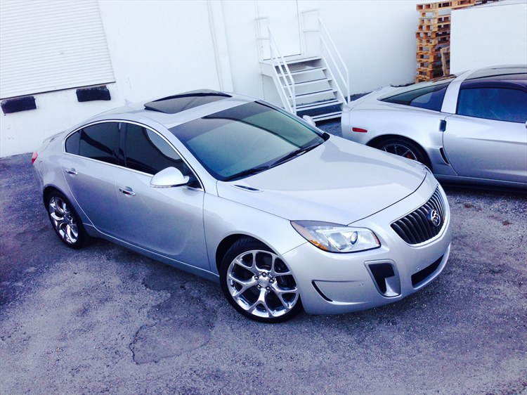 HighPsiGS 2012 Buick Regal