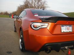 DragonBoost 2015 Scion FR-S