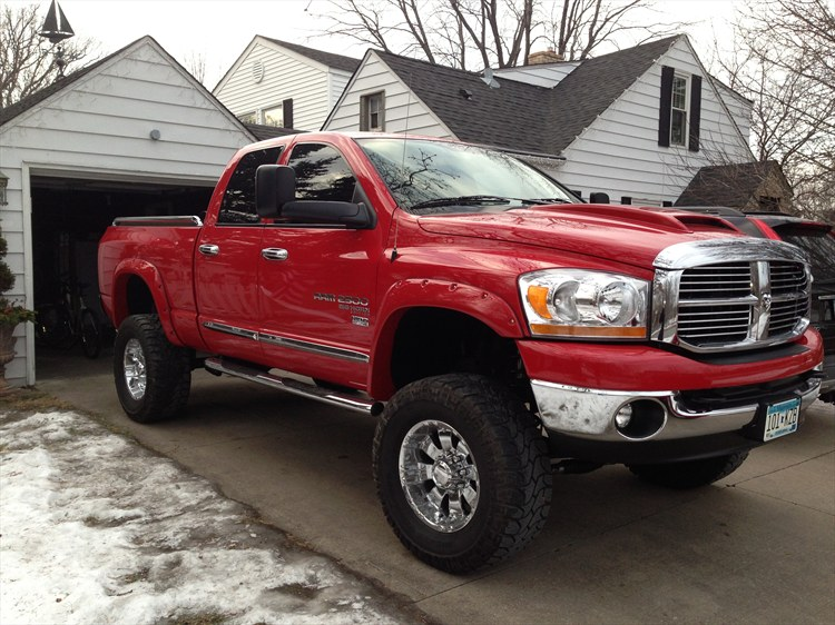 Ndsu123 2006 Dodge Ram 2500 Quad Cab Specs  Photos