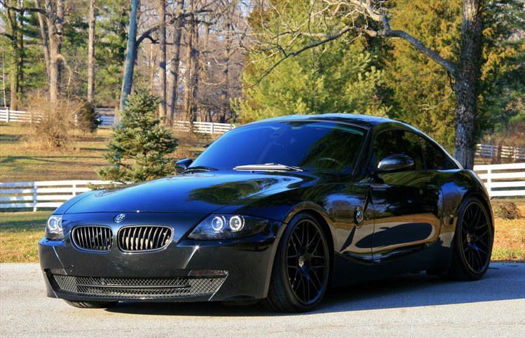 Grogmug 2007 Bmw Z43 0si Coupe 2d Specs Photos