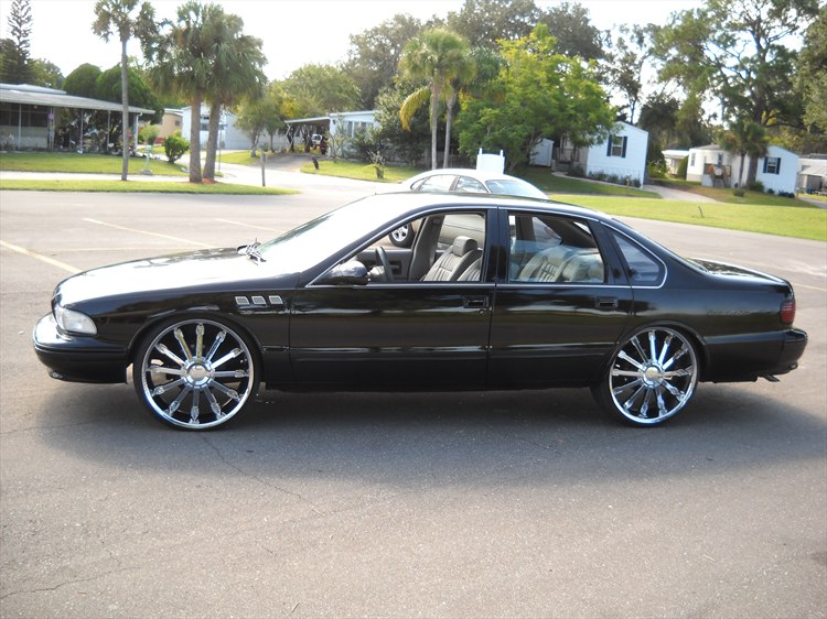 Skrilla83 S 1996 Chevrolet Impala Ss Sedan 4d In Florida