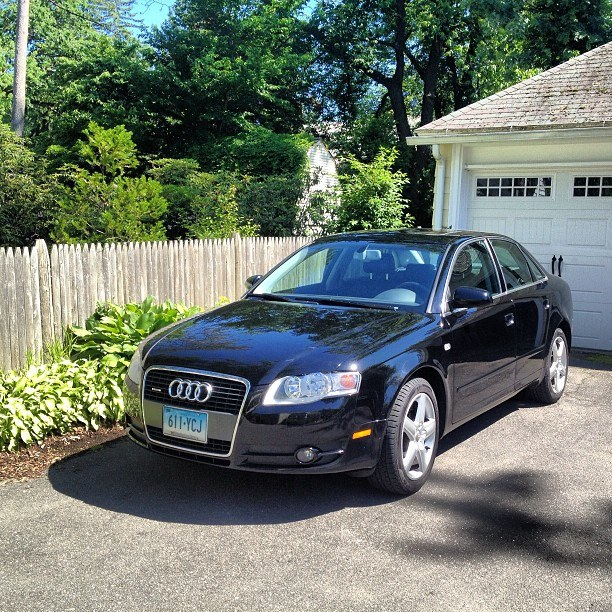 Hartford Mazda: Speedcontrol90's 2005 Audi A4 (2005.5) 3.2 Sedan 4D In
