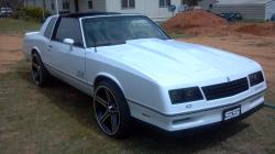 CBRacing 1985 Chevrolet Monte Carlo