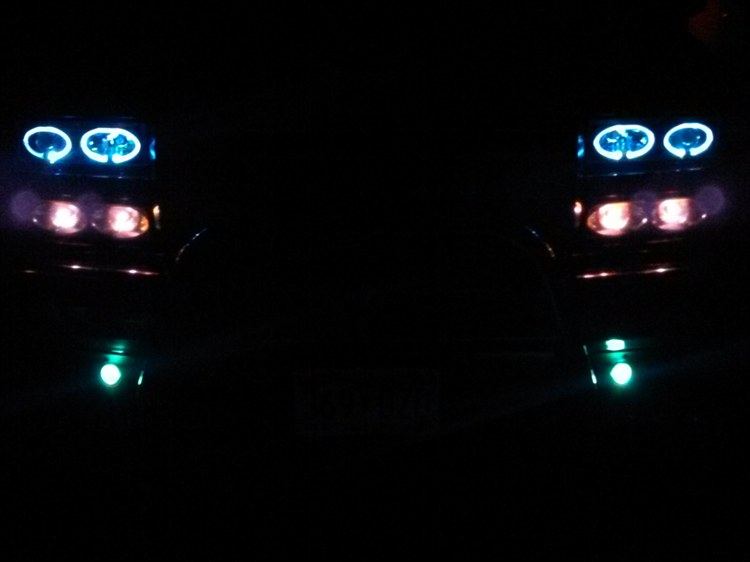 New fog lights! - 16352975