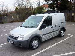 firstimpression 2004 Ford Transit Connect Cargo