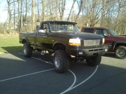 TurboCerbo 1993 Ford F250 Super Duty Regular Cab