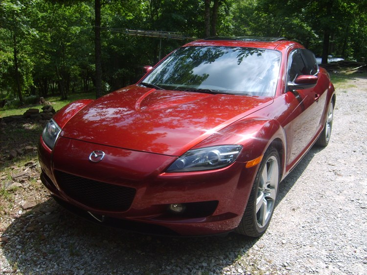 Amethyst643 2006 Mazda RX8Shinka Special Edition Coupe 4D Specs