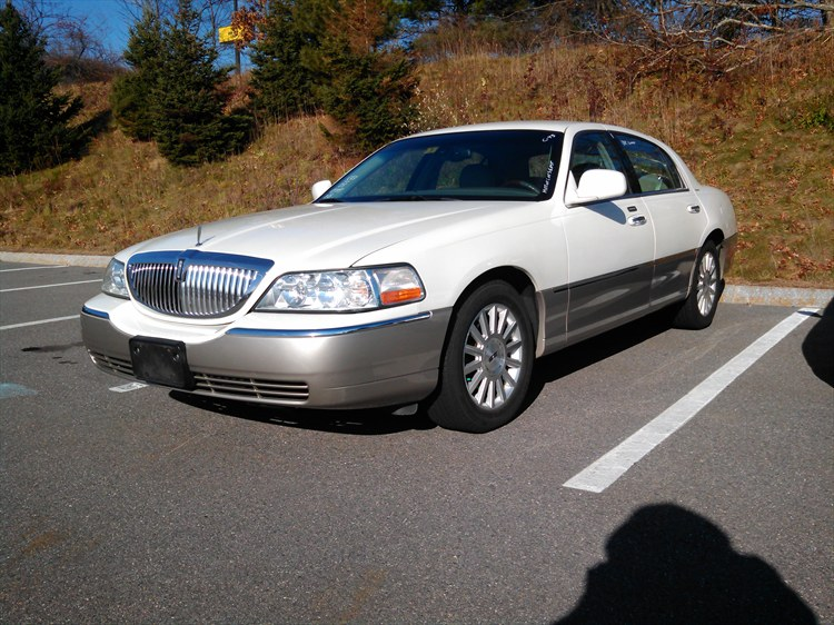 mikes77truck 2003 lincoln town car specs photos modification info at cardomain. Black Bedroom Furniture Sets. Home Design Ideas