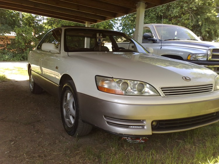 This was my beauty. My first car. S/C Lexus ES300. - 16164921