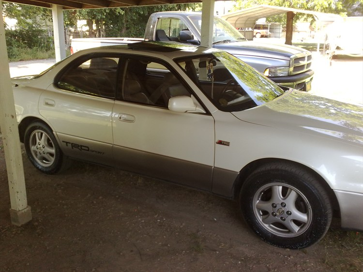 This was my beauty. My first car. S/C Lexus ES300. - 16164922