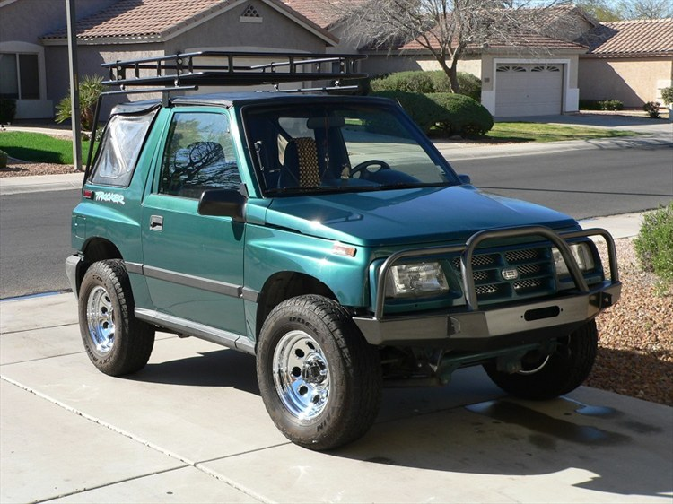 Lifted Tracker For Sale Html Autos Post