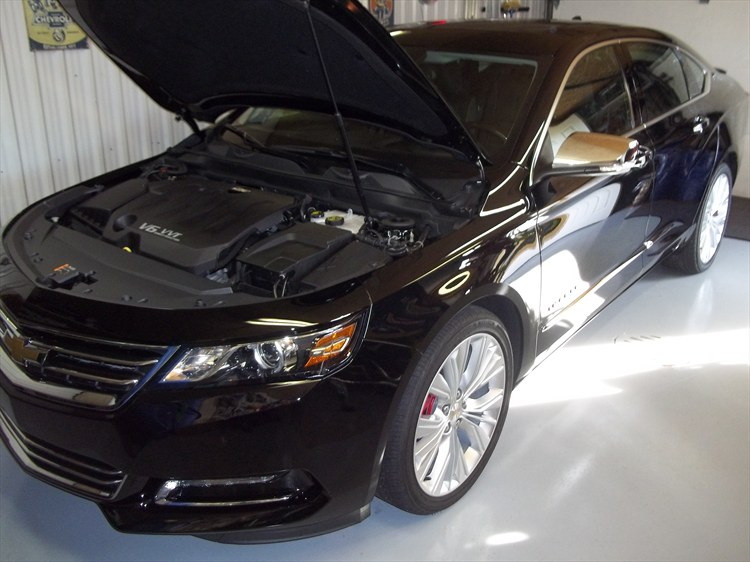 foxmobil2 39 s 2014 chevrolet impala ltz in sept iles qc. Black Bedroom Furniture Sets. Home Design Ideas