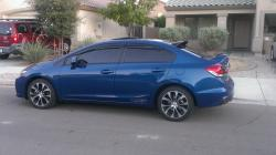 4040402 2013 Honda Civic