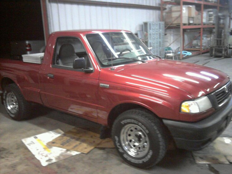Cody Enrriquez 2000 Mazda B-Series Regular Cab