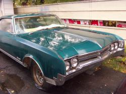 slim1111 1966 Oldsmobile Delta 88