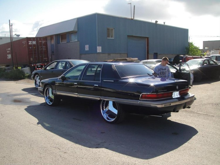 chuckls7 1994 buick roadmaster specs photos modification. Cars Review. Best American Auto & Cars Review